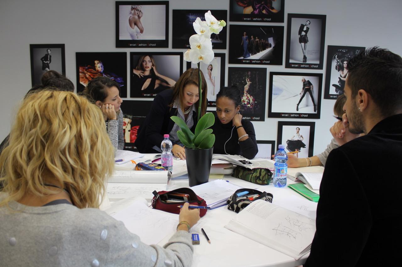 Ferrari Fashion School: oltre la passione per la moda