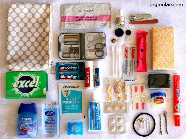 Mom S Little Emergency Kit