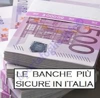 banche  italiane più sicure