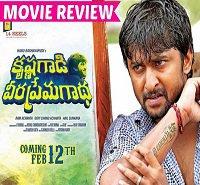 Krishnagadi Veera Prema Gadha – Movie Review – 3.25/5