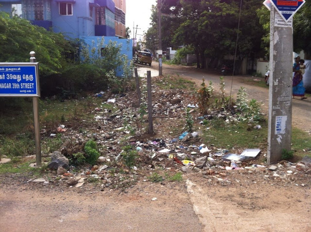 Sankar Nagar 39th Street