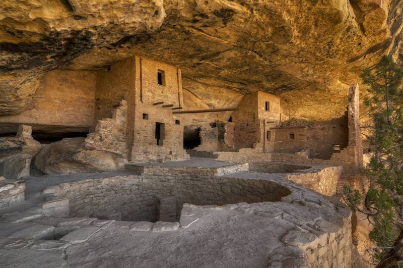 Balcony House, Mesa Verde National Park.