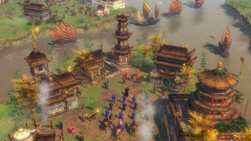 Age of Empires 3 Complete Collection (2013) Full PC Game Single Resumable Download Links ISO