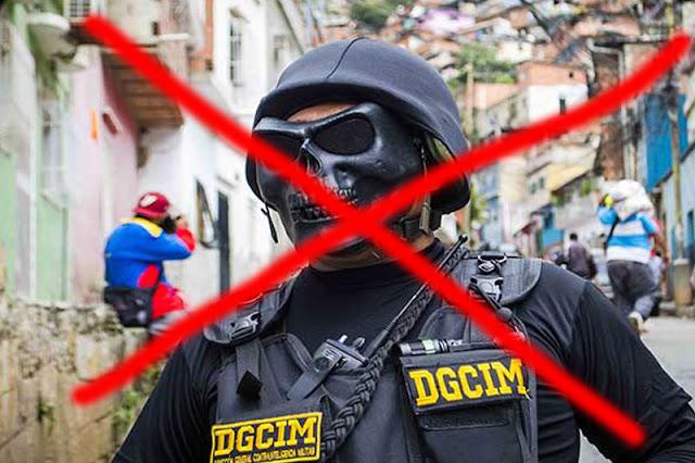 Prohiben usar máscaras a policías showseros