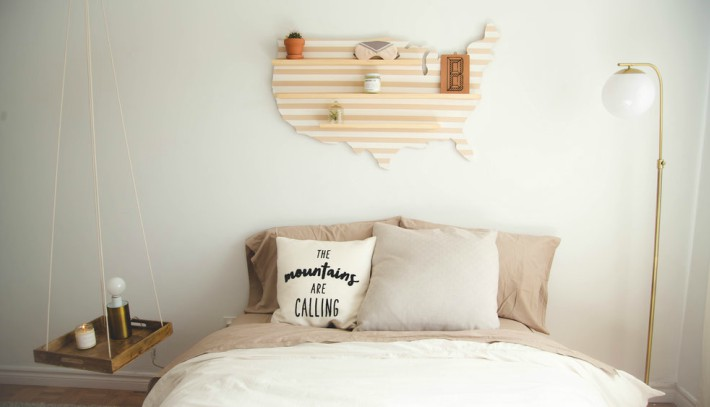 Reforma lowcost de una habitación de invitados