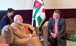 India And Jordan Firm Up Security Cooperation