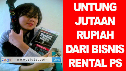 Bisnis Game Rental Playstation