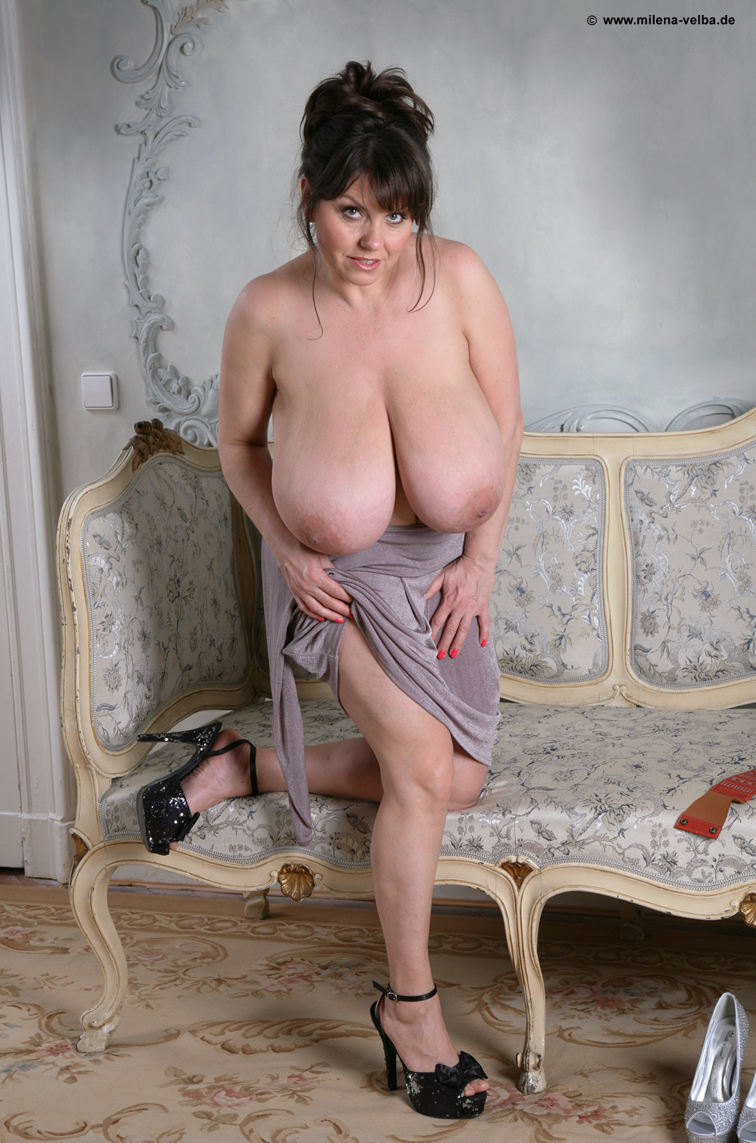 vrey old woman pussy