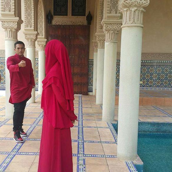 Foto Pra Perkahwinan Saharul Ridzwan Dan Deena Emir