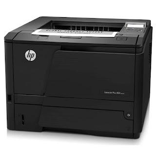Download HP LaserJet Pro 400 Printer M401a drivers