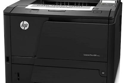 Drivers HP LaserJet Pro 400 Printer M401a Download Windows, Mac, Linux
