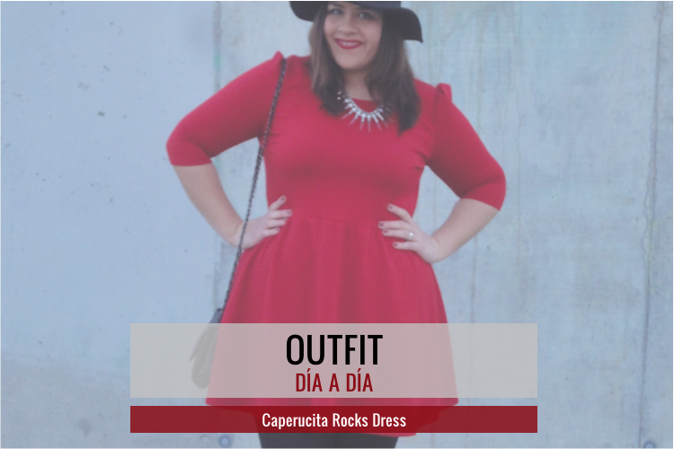 Caperucita Rocks Dress
