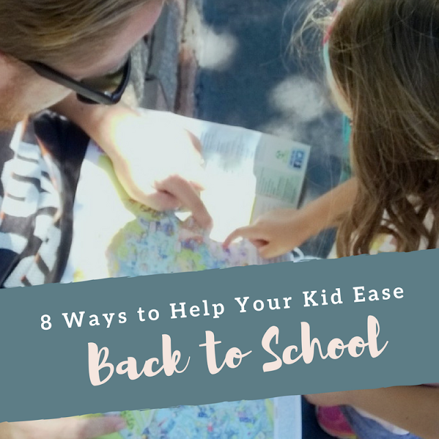 Back-to-school can be a tough transition time for everyone involved, but being positive and having an open mind with your child and school can make all the difference. Read more: 8 Ways to Help Your Kid Ease Back to School