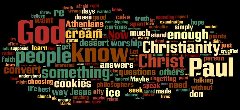 Ramblings on a Journey of Faith - Sermons