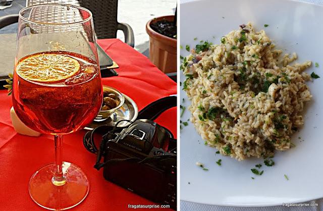 Restaurante La Buca - Taormina