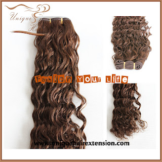 Brazilian hair wefts
