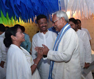 Mamata took oath for second term CM of West Bengal