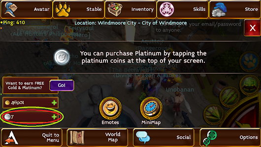 Arcane Legends: Easiest Way to Earn Platinum