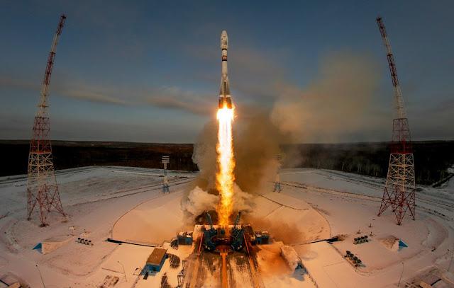 Старт Союз-2.1б