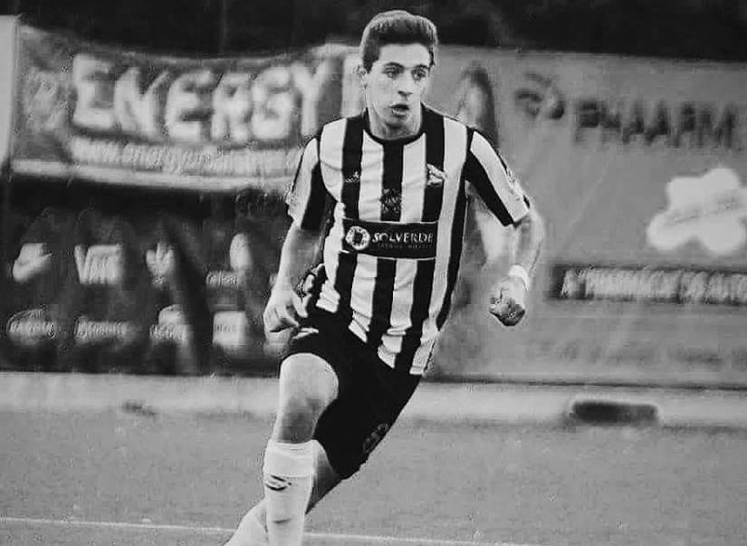FC Avintes: Médio promissor do Sp. Espinho é reforço