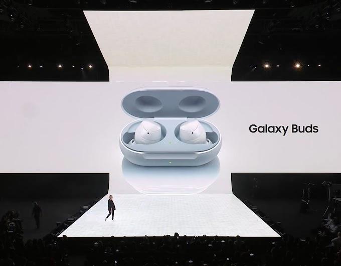 Samsung Galaxy Buds, los nuevos auriculares wirless de Samsung