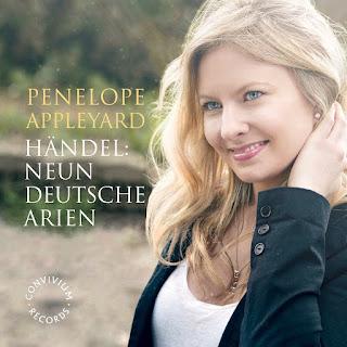Handel - Neuen Deutsche Arien - Convivium Records