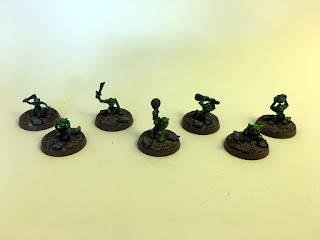 2nd Ed Ork Shokk Attack Gun - snotling ammo front
