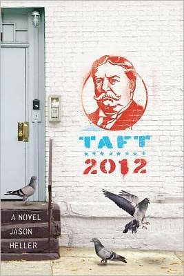 Release Day Review - Taft 2012 - 4 Qwills