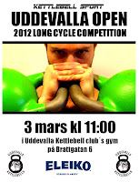 Uddevalla Open LC Competition 2012-03-03