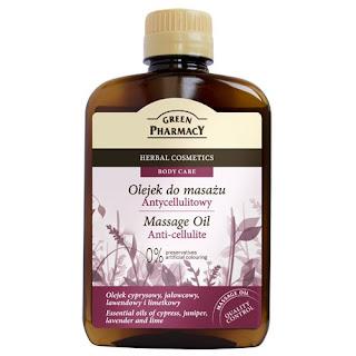 olio anticellulite green pharmacy