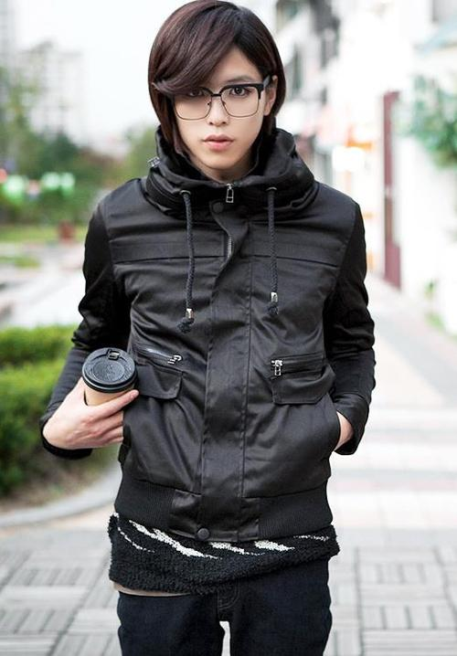 gil androgynous model from korea todays androgynous guy