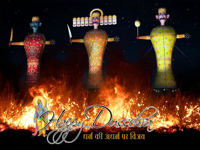 ravan-dehan-dussehra-photo
