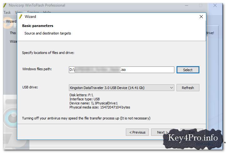 Hướng dẫn tạo USB Boot cài đặt Windows Server 2008 R2