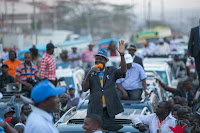 After KALONZO, RAILA's deputy says he will not attend his illegal swearing in - I will be with UHURU/ RUTO on Jamhuri!