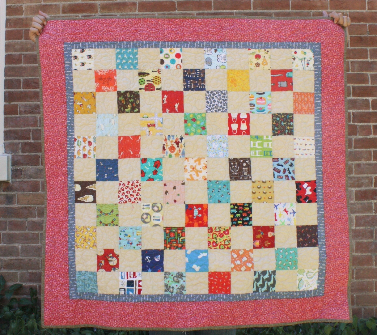 I spy baby quilt charm packs i spy baby quilt i spy charm packs available jeuxipadfo Gallery