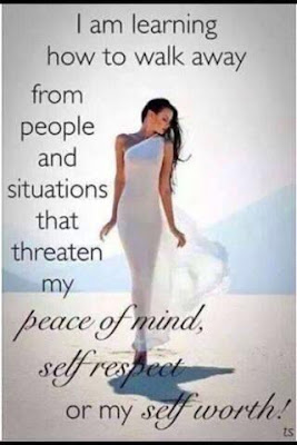 Quotes About Walking Away From Friendship: peace of mind, repellent or my self worth!
