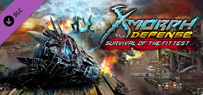 X-Morph Defense Survival of the Fittest Download