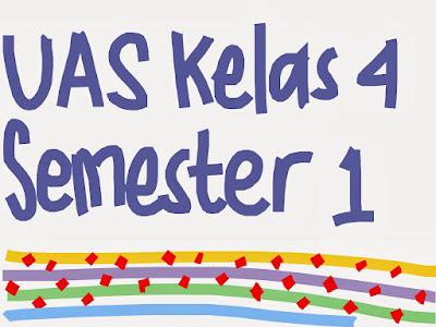 Soal Uas Ips Kelas 4 Semester 1 Dan Kunci Jawaban Tahun 2017 2018 Soal Uts Uas Ukk Usbn Sd