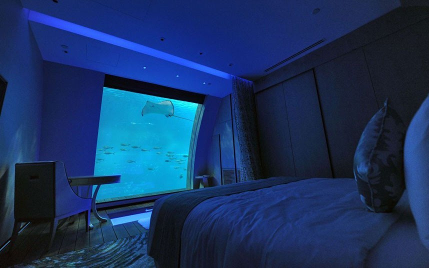 Hotel rooms with unusual views - Travel |Unusual Hotel Rooms