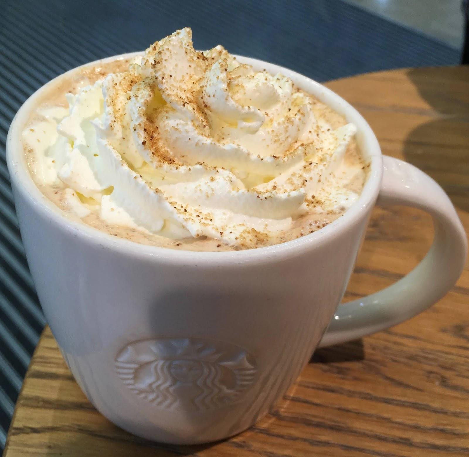 0528d8f2253 FOODSTUFF FINDS: Maple Rooibos Tea Latte (Starbucks) By @Cinabar