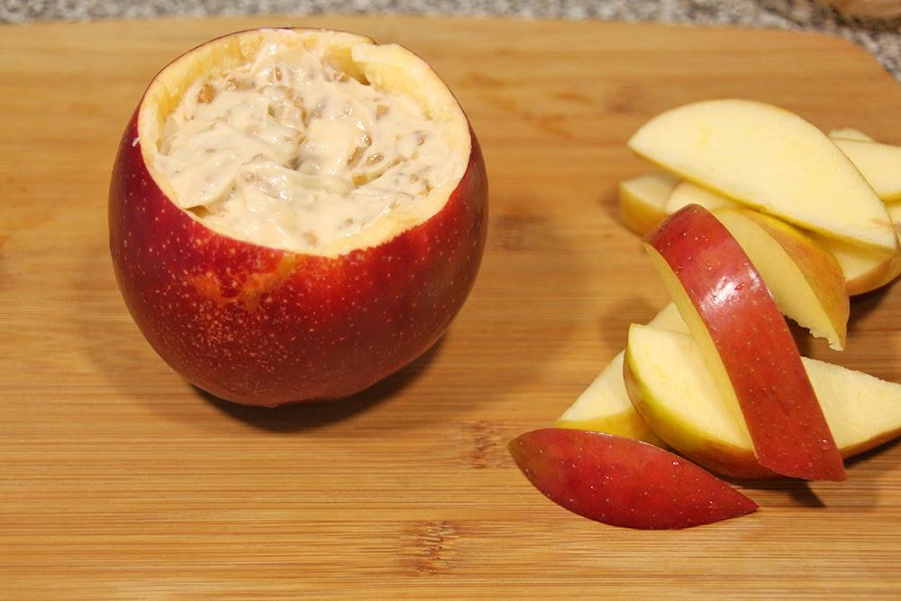 Apple Toffee Dip