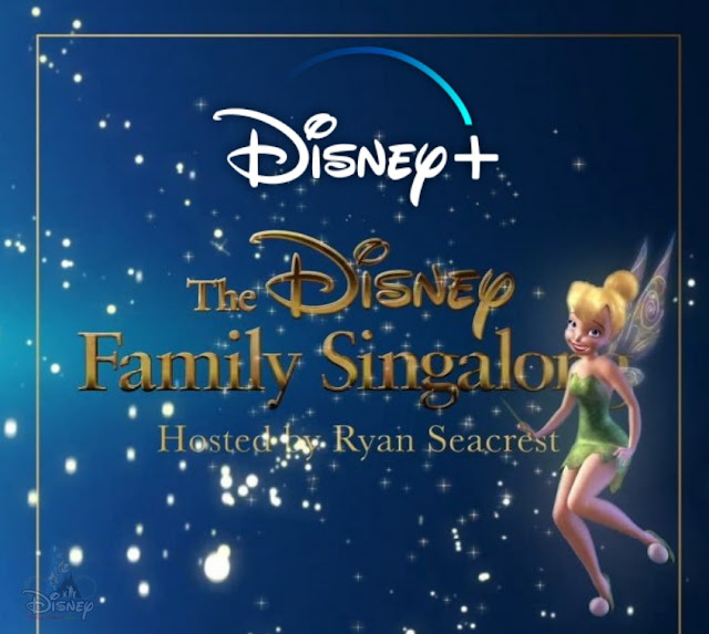 """#DisneyMagicMoments, Hit ABC Television Special """"The Disney Family Singalong Arrived to Disney+"""
