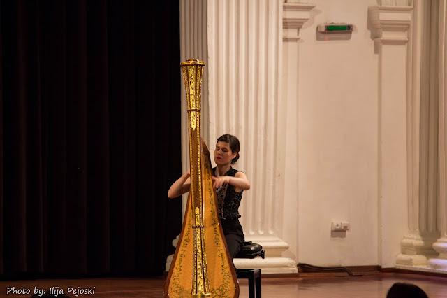 Počeo 15. Međunarodni festival harfe