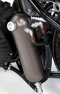 quentin vaulet sportster bobber oil tank