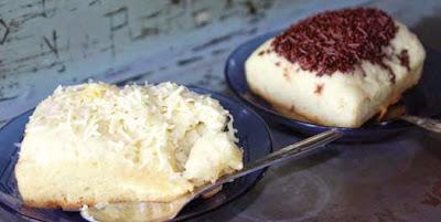 Cara Mudah Membuat Kue Pancong Dari Terigu Yang Manis