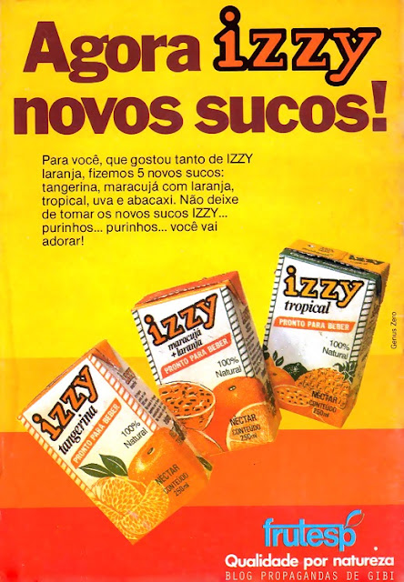 SUCOS IZZY