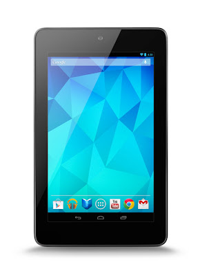 Google Nexus 7 tablet now officially available in India for Rs. 15,999 (INR)