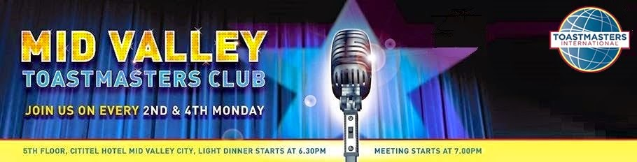Mid Valley Toastmasters Club