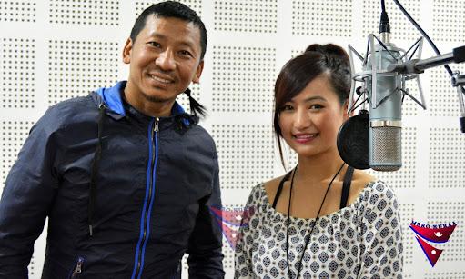Suman Rai and Melina Rai