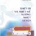 SÁCH SCAN - Thiết bị và thiết kế xưởng nhiệt luyện - Nguyễn Chung Cảng (Trường Đại học bách khoa Hà Nội)